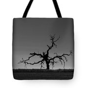 Death Of A Tree Tote Bag