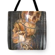 Death On Display Tote Bag