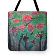 Death Tree Tote Bag