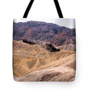 Death Valley # 12 Tote Bag