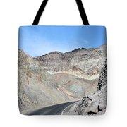 Death Valley # 9 Tote Bag