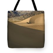 Death Valley Mesquite Flat Sand Dunes Img 0086 Tote Bag