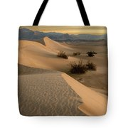 Death Valley Mesquite Flat Sand Dunes Img 0177 Tote Bag
