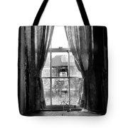 Deaths Window Tote Bag
