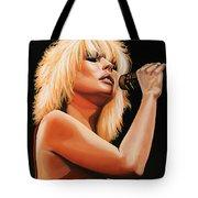 Deborah Harry Or Blondie 2 Tote Bag