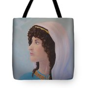 Deborah    Prophetess And Judge Tote Bag