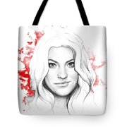 Debra Morgan - Dexter Tote Bag
