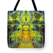 Decalcomaniac Intersection 1 Tote Bag