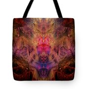 Decalcomaniac Mirror Tote Bag