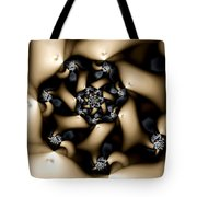 Decay Tote Bag by Kevin Trow
