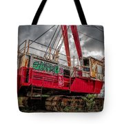 Decayed Glory - 3 Tote Bag