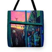 December Afternoon Tote Bag