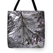 December Freeze  Tote Bag