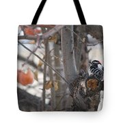 December Snow Tote Bag