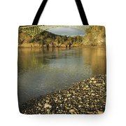 Deception Pass Bridge Whidbey Isl Tote Bag