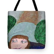 I Have A Secret To Tell  Tote Bag