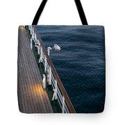 Deck Sea Tote Bag