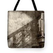 Deck Shadows Tote Bag
