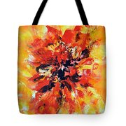 Declaration D'amour Tote Bag by Isabelle Vobmann
