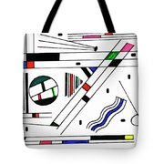 Deco 1 Tote Bag