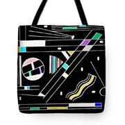 Deco 1 Version 2 Tote Bag