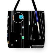 Deco 3 Version 2 Tote Bag
