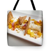 Deconstructed Cheesecake Tote Bag