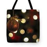 Decorating The Tree Tote Bag