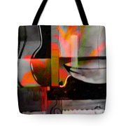 Decorative Design Tote Bag