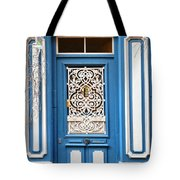 Decorative Door Tote Bag