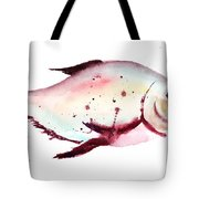 Decorative Fish Tote Bag