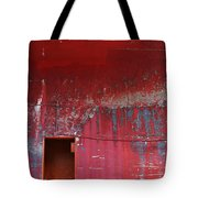 Decrepit Color Tote Bag