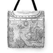 Dee Navigation, 1577 Tote Bag