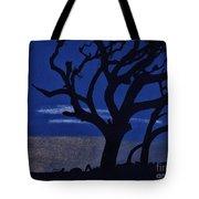 Deep - Blue - Sunset Tote Bag