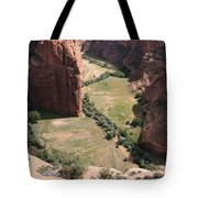 Deep Canyon De Chelly Tote Bag