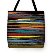 Deep Color Field 2 Tote Bag