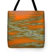 Deep Color Field 3 Tote Bag