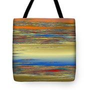 Deep Color Field 4 Tote Bag