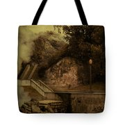 Deep Down There's Fire Tote Bag