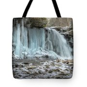 Deep Freeze Tote Bag