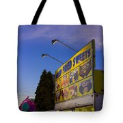 Deep Fried Tote Bag