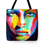 Deep Gaze Tote Bag
