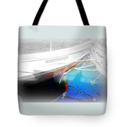 Take Me Into The Big Deep Blue Water Of The Sea  Tote Bag