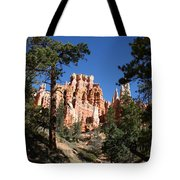 Deep In The Bryce Canyon Tote Bag