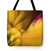 Deep In The Heart Of A Primrose Tote Bag