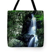 Deep In The Mountains Tote Bag