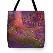 Deep In The Rain Forest Tote Bag