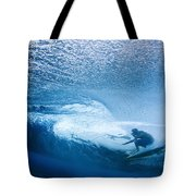 Deep Inside Tote Bag