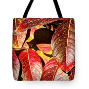 Deep Into Autumn Tote Bag