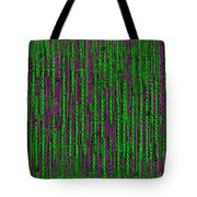 Deep Into The Rainforest Tote Bag by Pepita Selles